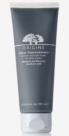 Clear Improvement Active Charcoal Mask 100ml