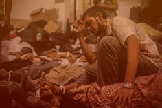 More than 2000 people (Pro Mursi) dead due to military attacks on Egypt. @Rangga Cipta