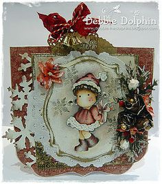 Something For You Tilda & Sweet Snowflakes / Debbie Dolphin