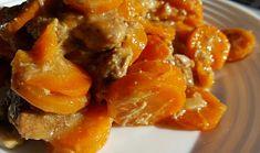 Mrkev s vepřovým masem PH French Toast, Pork, Beef, Chicken, Breakfast, Ethnic Recipes, Kale Stir Fry, Meat, Morning Coffee
