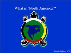 island 100 35 what is north america turtle island 100