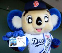【プロ野球がキャンプイン】 中日・ドアラ