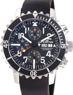 Swiss Fortis watches for space and aviation professionals. It's story has become a classic in the annals of watchmaking, a story which will go on and on, as long man ventures into new frontiers. Fortis watches are continually being developed. All examples of the highest precision and performance. Now with 30% discount. www.megawatchoutlet.com