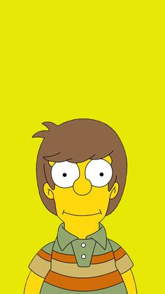 Free Young Homer Simpsons, iPhone HD wallpaper, wallpapers, pictures, images