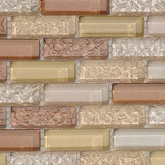 Copper And Torquoise Kitchen Backsplash