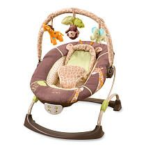 Carter's Cuddle Me Musical Bouncer (Wild Life)