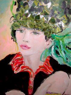 SWEETNESS Artist, Sandy Welch