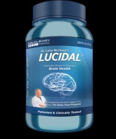 Lucidal is a multi-vitamin formulation that promises to deal with health problems related to poor memory, loss of attention, anxiety, mood swing, depression and low mental energy levels. Lucidal is designed to eliminate brain fog and improve concentration. It is manufactured by Natural Health Pathways, a pharmaceutical company that creates and commercializes products designed by Dr. Larry McCleary.