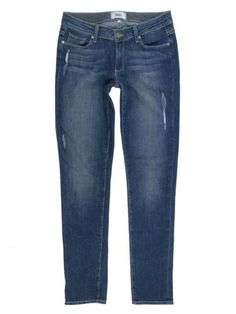$209 Paige Premium Denim Jimmy Jimmy Skinny in Mandi Destruction Size 27 MINT in Clothing, Shoes & Accessories, Women's Clothing, Jeans | eBay