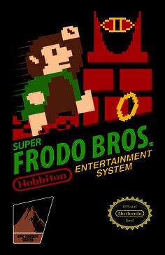 Super Frodo Bros.