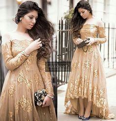 Western style paki dress