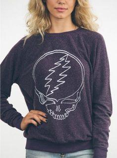 Grateful Dead Pullover by Junk Food