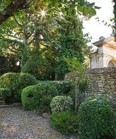 La Louve - le jardin de Nicole de Vesian, Luberon