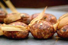 Los mas deliciosos y saludables Chorizos Salvadoreños hechos en casa y con el auténtico sabor de El Salvador. Solo siga al pie de la letra esta receta y disfrutelos, donde sea que esté.