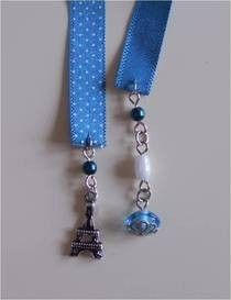 homemade bookmarks with ribbon | Ribbon · Craft projects, ideas and tutorials using Ribbon on Cut Out ...