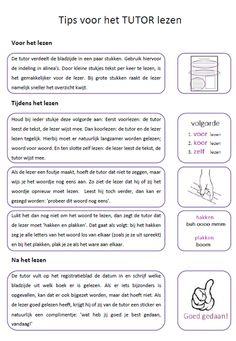 Lessen van Lisa - Lezen Dutch Language, School Items, Close Reading, Kids Writing, Creative Teaching, Learning To Be, Reading Skills, Kindergarten Math, Kids Education