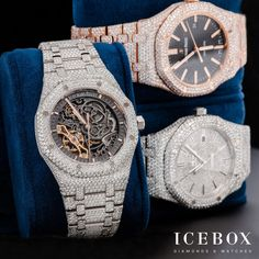 Pin by Icebox Diamonds & Watches on Watches | Pinterest ...