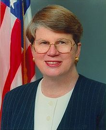 """I was googling Janet Reno and found a lot of mindless and unkind comments and """"jokes"""" about her appearance.  Attorney General, people.  Don't be so lame."""