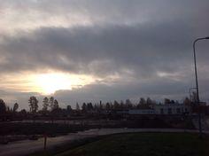 Nouseva aurinko