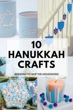 Make your own Hanukk