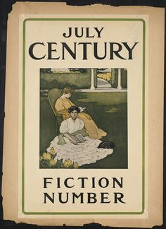 July century, fiction number