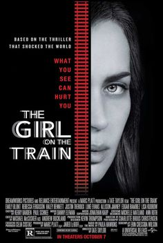 Watch The Girl on the Train 2016 Full Movie Online Free