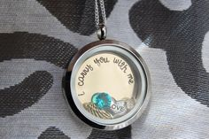 Rememberance Necklace Loss of Baby Child Living by ChicMamaDesigns, $42.49