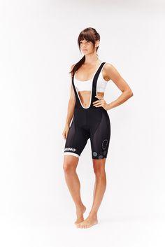 Womens Polka Dot Cycling Kit - Camino Apparel