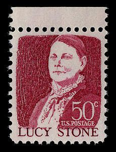 50-cent United States Postal Service stamp honoring Stone