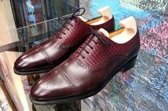 The Style Examiner: John Lobb Spring/Summer 2015 Men's Footwear