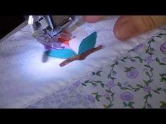 Como casear a máquina com o calcador de caseado - YouTube