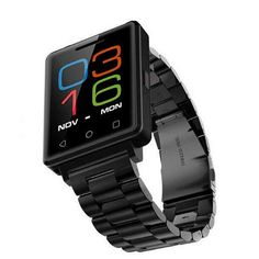NO.1 G7 Smart Watch MTK2502 1.54 Inch Bluetooth 4.0 GSM Heart rate monitor Pedometer Sleep monitor Smartwatch for iOS Android
