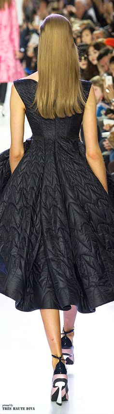 #Paris Fashion Week Christian #Dior Fall 2014 RTW