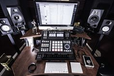 20 Home Studio Recording Setup Ideas To Inspire You…