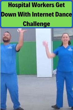 Hospital workers all over the world are heroes. That has never been more prevalent than it is right now during this pandemic crisis. Hospital staff go into the field with the intention to help and save I Laughed, Fun Facts, Singing, Challenges, Laughing, Entertaining, Dance, Humor, Internet