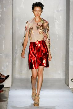 Suno Spring 2012 Ready-to-Wear Fashion Show - Look 25