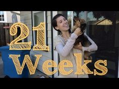 THANKFUL - 21 Weeks - 2nd Trimester - YouTube