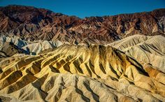 The Colors of Death Valley, by Stuck in Customs