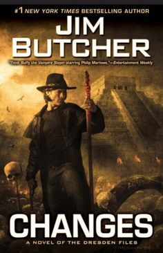 Changes - Book 12 of the Dresden Files series by Jim Butcher. Susan Rodriguez was Harry Dresden's lover-until she was attacked by his enemies, leaving her torn between humanity and the bloodlust of a vampiric nature.  Arianna, Duchess of the Red Court Vampires has discovered a secret Susan has long kept and plans to use it- against Harry. Leaving Harry no choice but to embrace the fury of his own dark power. For now he's not just fighting to save the world...he's fighting to save his child.