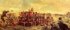 la batalla de Quatre Bras, prolegómeno de Waterloo