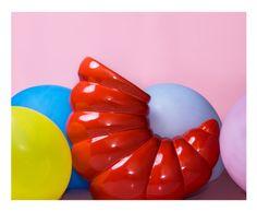 Cocoon Vase no.1 - Modern Contemporary Ceramic Design
