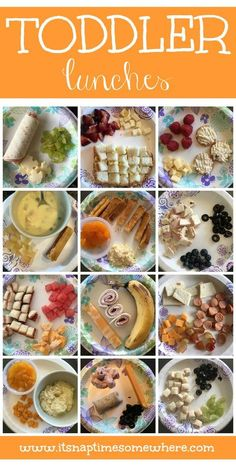 36 different toddler meals to help anyone looki… Breakfast, lunch & dinner ideas. 36 different toddler meals to help anyone looking for meal ideas for their kiddos. Healthy Toddler Meals, Toddler Lunches, Healthy Kids, Kids Meals, Toddler Food, Healthy Meals, Healthy Food, Baby Meals, Baby Food Recipes