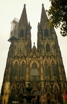 Cologne, Cathedral, Germany, Building, Travel, Viajes, Buildings, Deutsch, Trips
