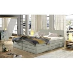 Stylefy Bia Boxspringbett Hellgrau Velours 160x200#160x200 #bia #boxspringbett #hellgrau #stylefy #velours Living Room Decor, Living Spaces, Bedroom Decor, Wall Shelving Units, Bathroom Plans, Vanity Bathroom, Yellow Bedding, Bed Springs, Childrens Beds
