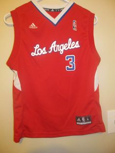 bc06c991f3c Chris Paul - Los Angeles Clippers Jersey - Adidas youth medium  adidas  LosAngelesClippers  Jersey