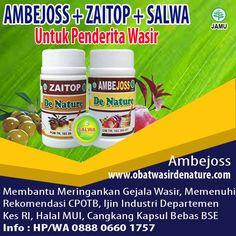 Obat Herbal Ambejoss & Salep Salwa DE NATURE Untuk Solusi Penyakit: - Wasir - Ambeien - BAB Sakit - BAB Berdarah - Benjolan Di Anus - Susah BAB - Anus Sakit / Perih / Panas - Dan berbagai keluhan wasir / ambeien lainnya. Juice Bottles, Herbalism, Drinks, Herbal Medicine, Drinking, Beverages, Drink, Beverage