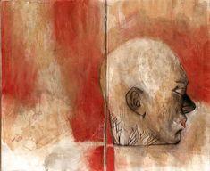 "@junkohanhero: ""Röda by  #junkohanhero 7/8 2020  #sketches #watercolorpencils #instantcoffee #ikhiooglabook…"""