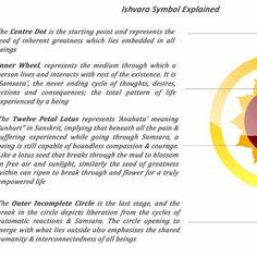 Ishvara Mandala (symbol) and meaning