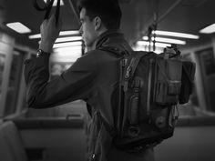 Ember Equipment - Modular Urban Backpack - Kickstarter