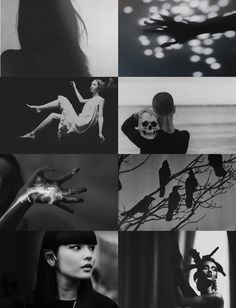 Dark witches shrug on the darkness and are pleased with how well it fits. They relish a world suddenly monochrome. Black or white. Right or wrong. Dark or light. They know the side they're on